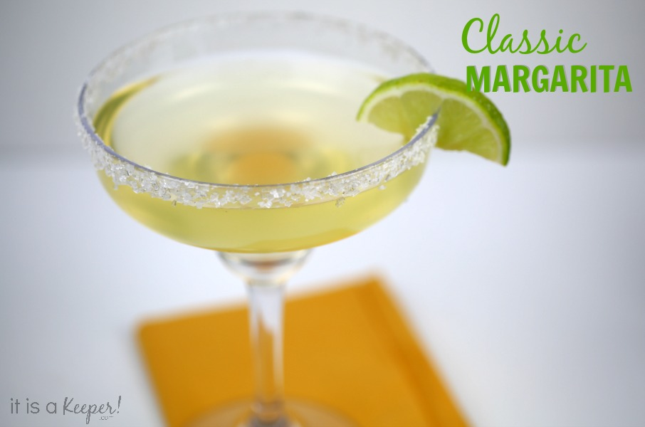 how to make really good margaritas