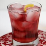Red Pom Pom Cocktail