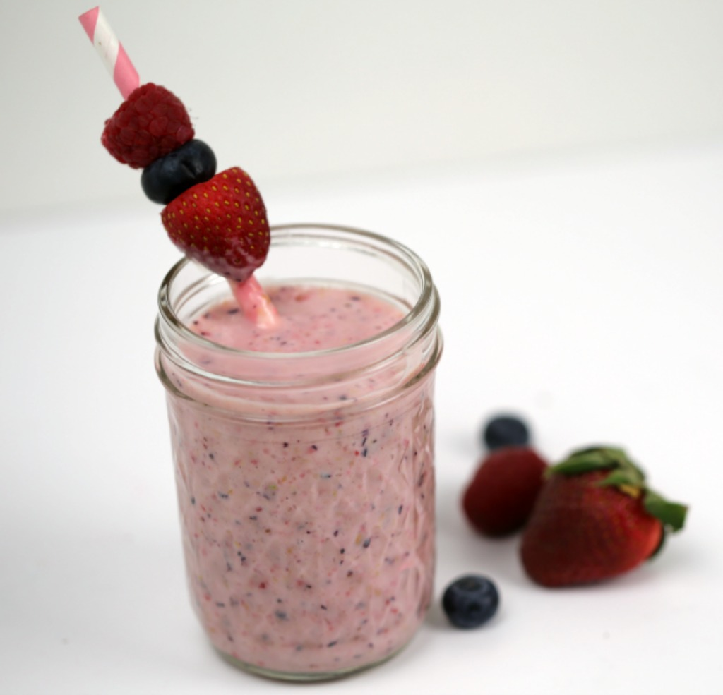 Triple Berry Smoothies | It Is a Keeper