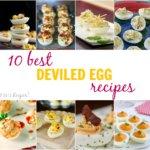 10 Best Deviled Egg Recipes