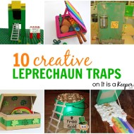 10 Creative Leprechaun Traps - It Is a Keeper F