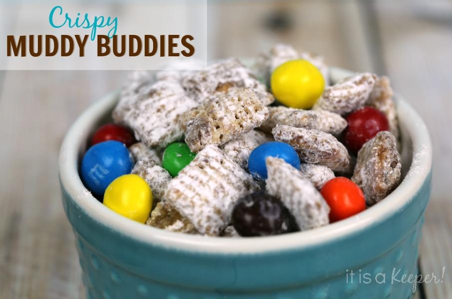 Crispy Muddy Buddies Recipe - It Is a Keeper