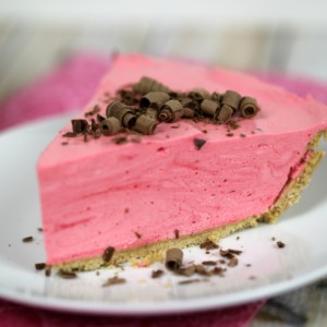 Dessert No Bake Recipes Raspberry Chiffon Pie - It Is a Keeper