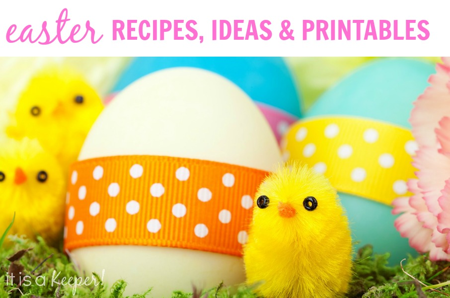 Holiday Recipes Easter - It Is a Keeper