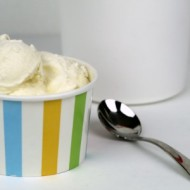 Homemade Vanilla Ice Cream - It Is a Keeper