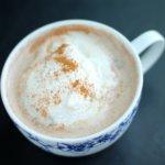 Chocolate Cinnamon Latte