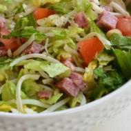 Italian Chopped Salad - SLIDER