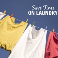 SAVE TIME ON LAUNDRY - IT IS KEEPER F