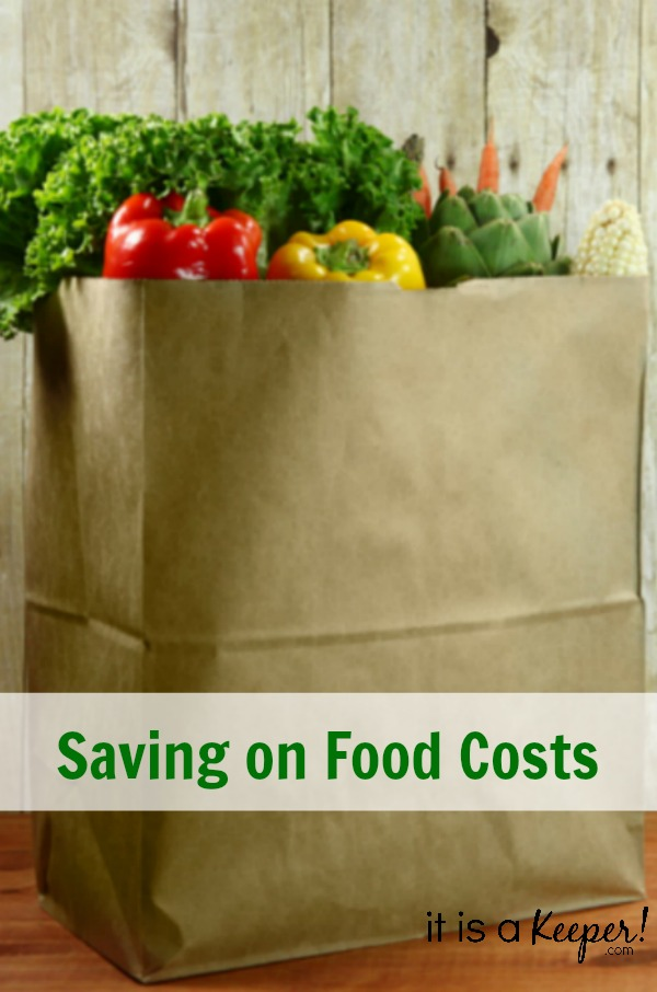 Saving on Food Costs Hero Image