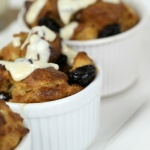 Bread Pudding with Brandy Sauce