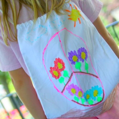 DIY Daypack for Kids
