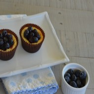 Lemon Blueberry Mini Cheesecakes its a keeper featured image