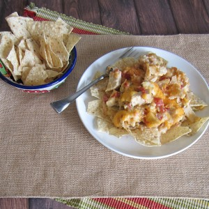 Slow Cooker King Ranch Chicken Feature
