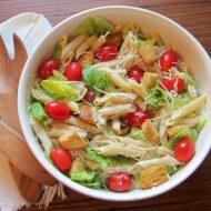 Caesar Pasta Salad Featured
