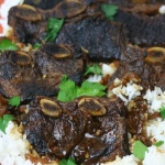 Slow Cooker Korean Short Ribs