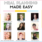 {WK 90} Meal Planning: Weekly Easy Recipes