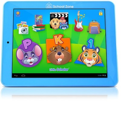 Little Scholar 8-inch Educational Kids Tablet Review