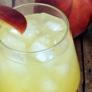 Summer Peach Spritzer - It Is a Keeper S