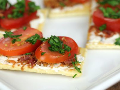 Easy BLT Bites