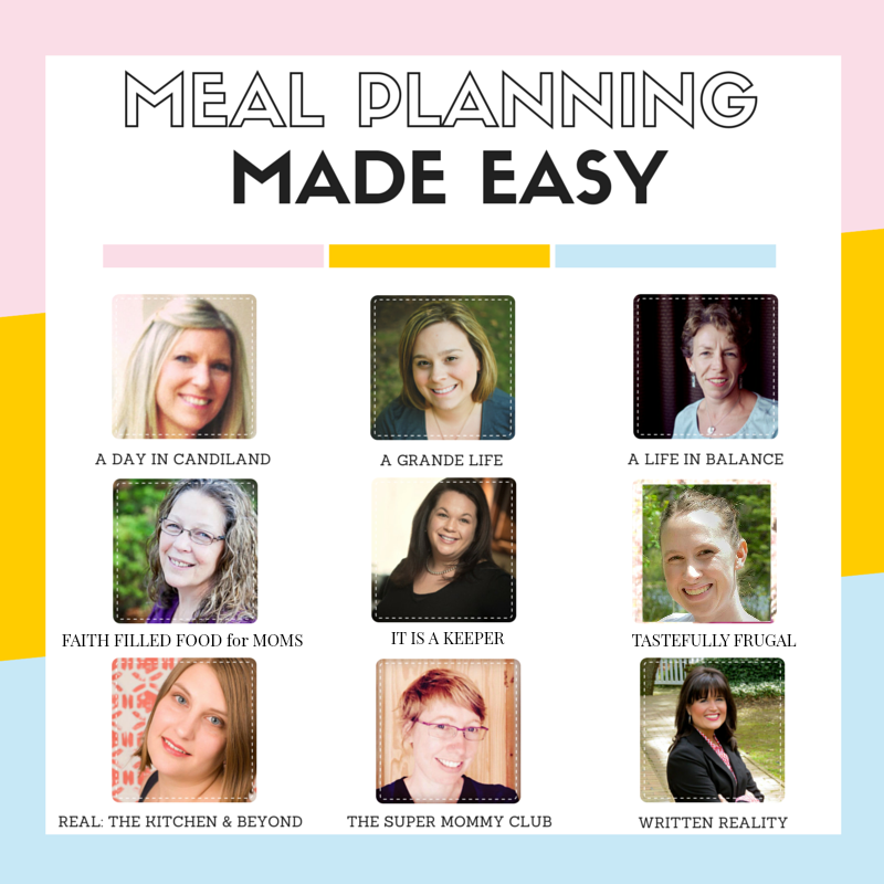 meal planning made easy new