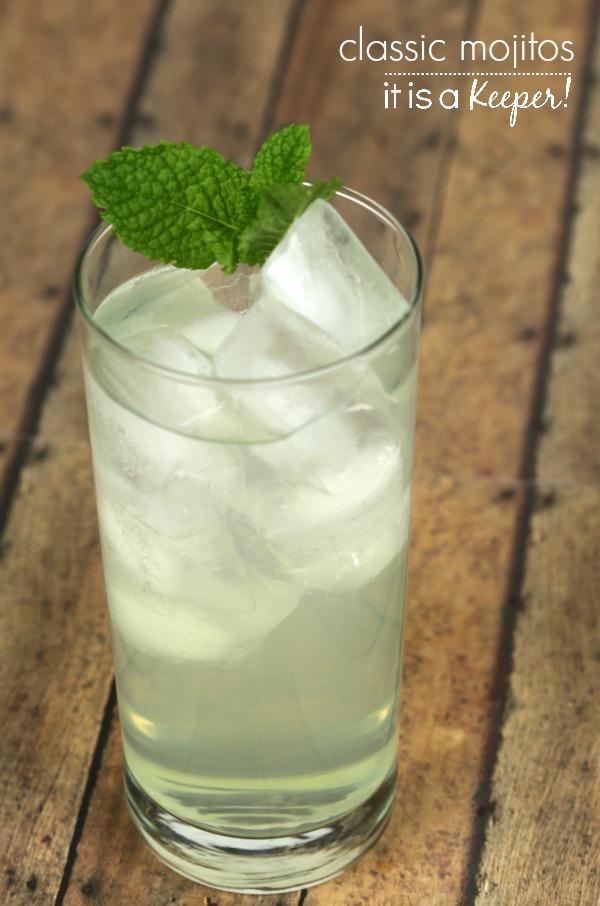 Classic Mojito Recipe – an easy and delicious simple cocktail recipe