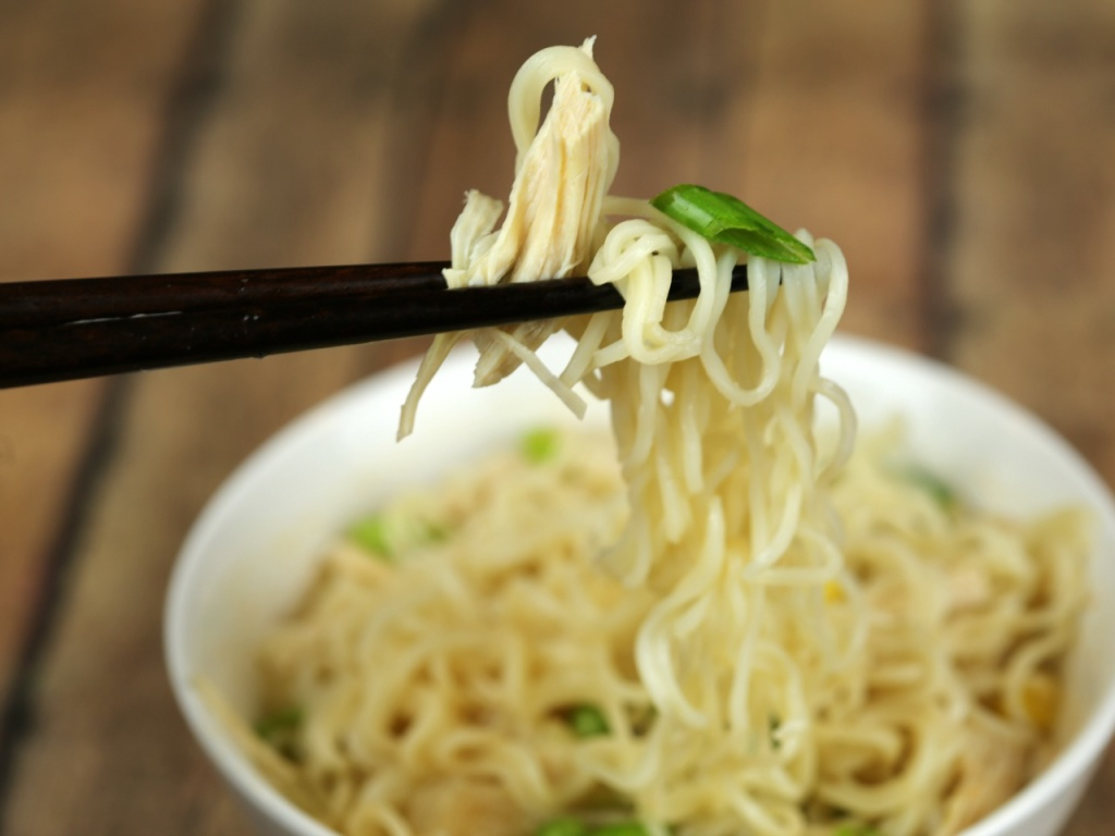 Spicy Thai Turkey Ramen – an easy and delicious soup recipe that's ...