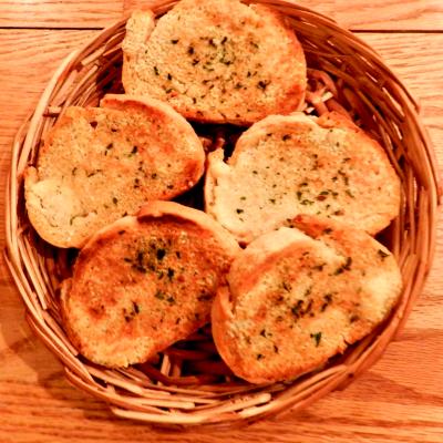 Cheesy Texas Toast