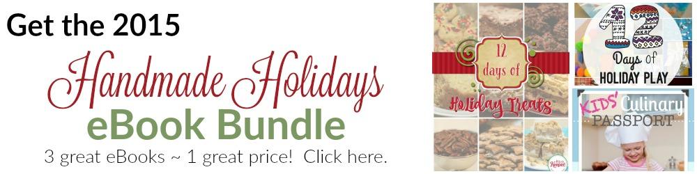 Handmade Holidays ebook bundle