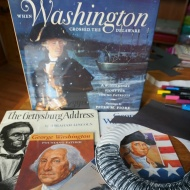 Presidents Day Activities for kids - great for homeschooling or teaching your kids about our forefathers