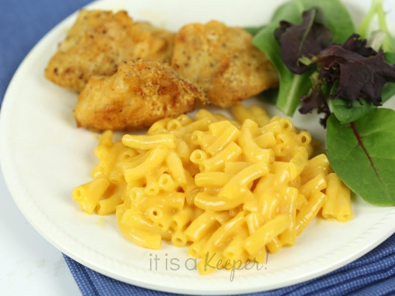 Baked Chicken Nuggets Recipe This Kid Friendly Recipe Is A Healthier And Easy Meal Idea