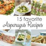 15 Asparagus Recipes