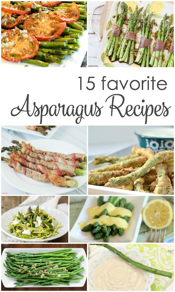Delicious asparagus recipes that are perfect for spring