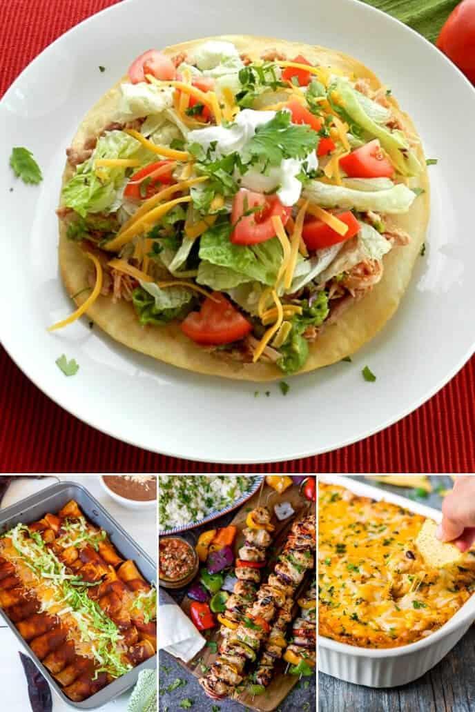 Collection of Cinco de Mayo menu ideas