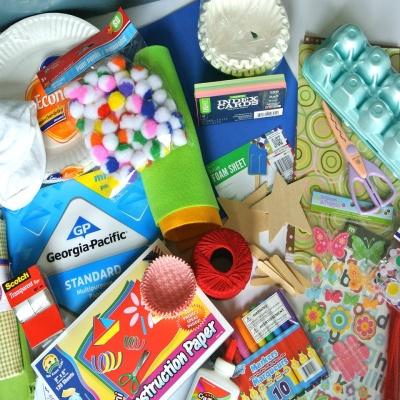 Children's Craft Box