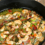 Caribbean Jerk Shrimp - This copycat Bahama Breeze recipe is easy to make and has an incredible sauce