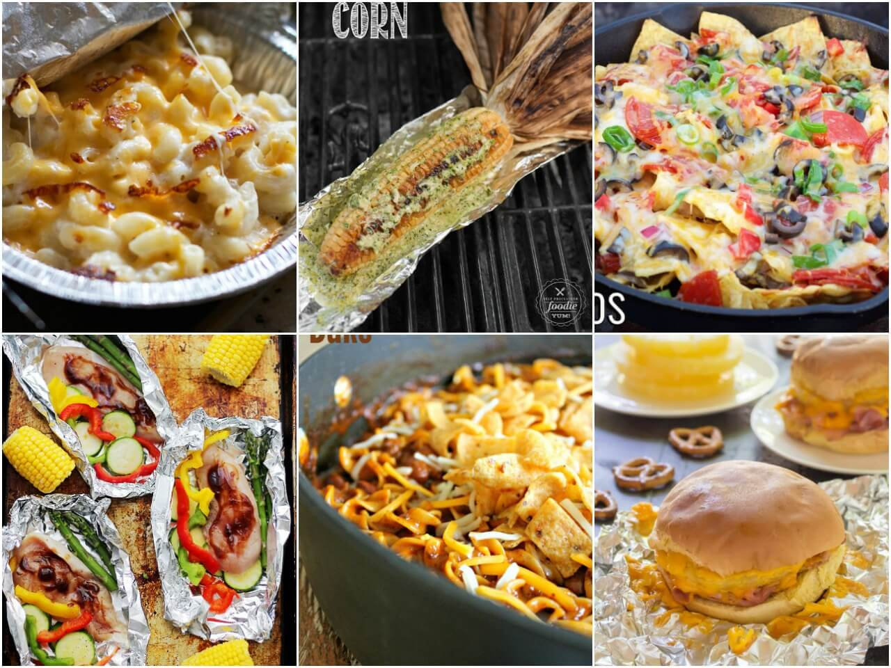 Take your camping trip to the next level with these 24 Genius Camping Recipes