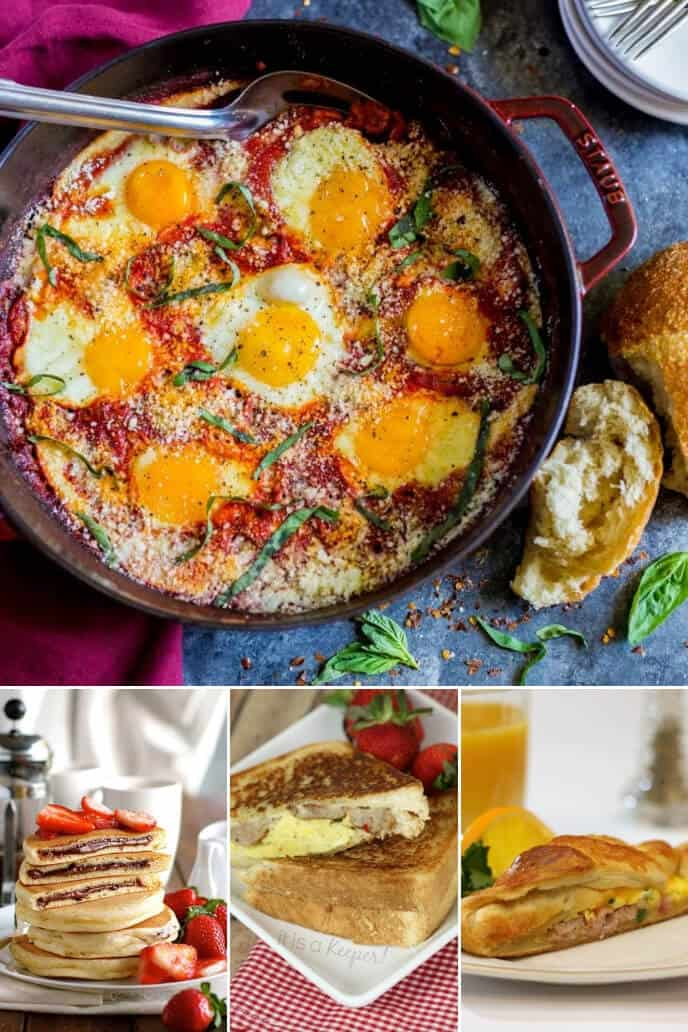 Collection of Fathers Day Breakfast Recipes
