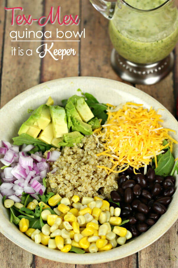 potato soup loaded quinoa bowl recipe dishmaps loaded quinoa bowl ...