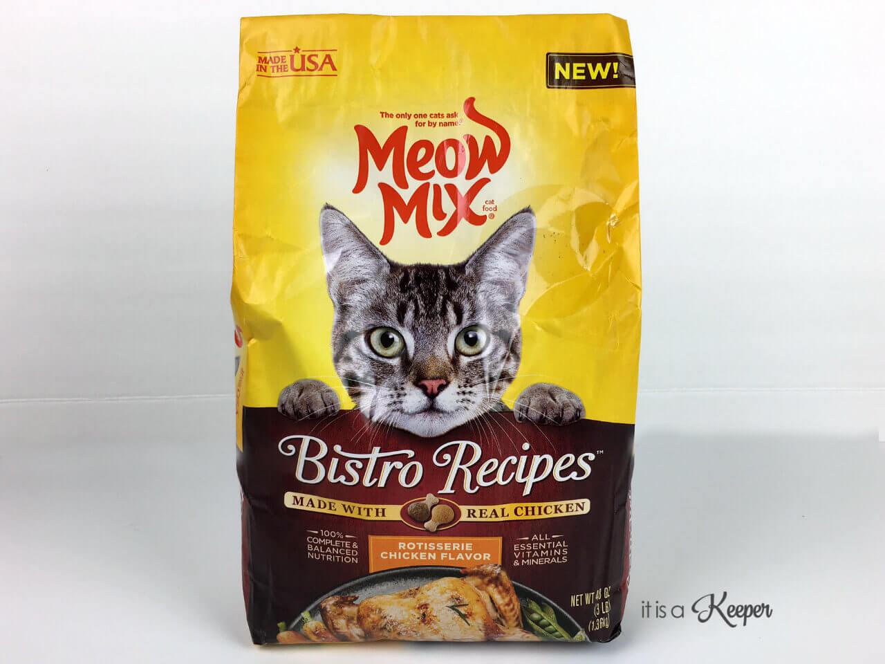 Meow Mix Bistro Recipes