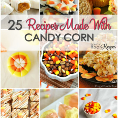 25 Recipes Made with Candy Corn