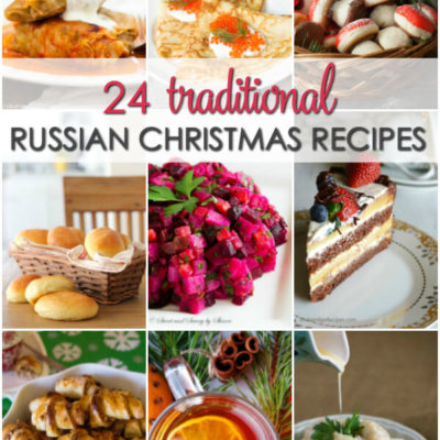 Russian Christmas Recipes