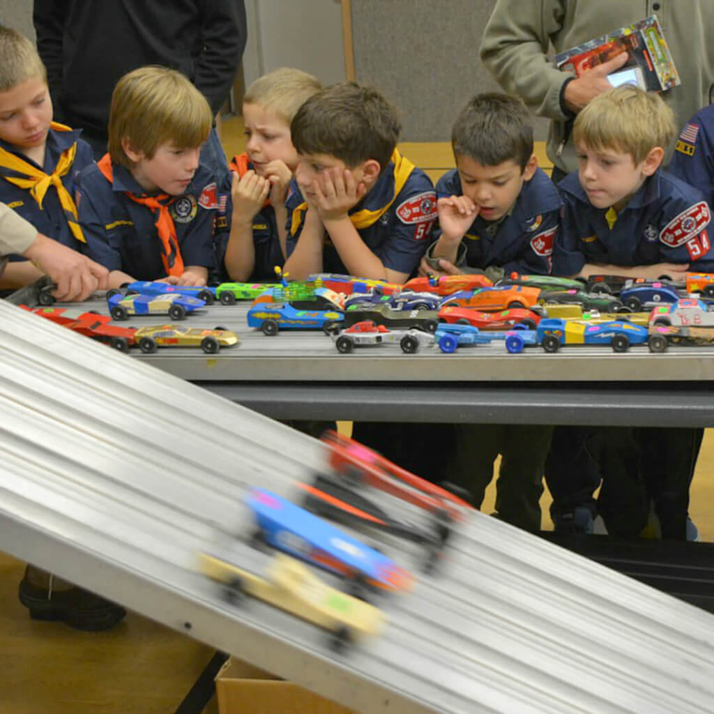How to build the fastest Cub Scout Pinewood Derby Car