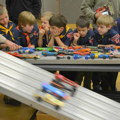 Cub Scout Pinewood Derby Car Ideas