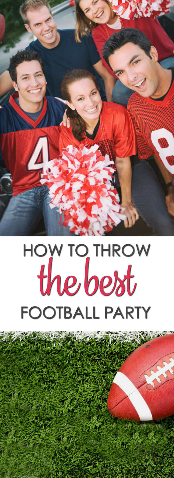 How to throw the best football party - everything you need for tailgating or a Super Bowl party