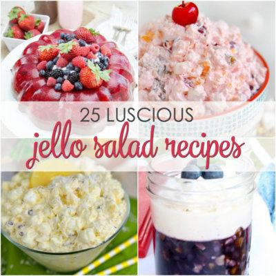 25 Jello Salad Recipes