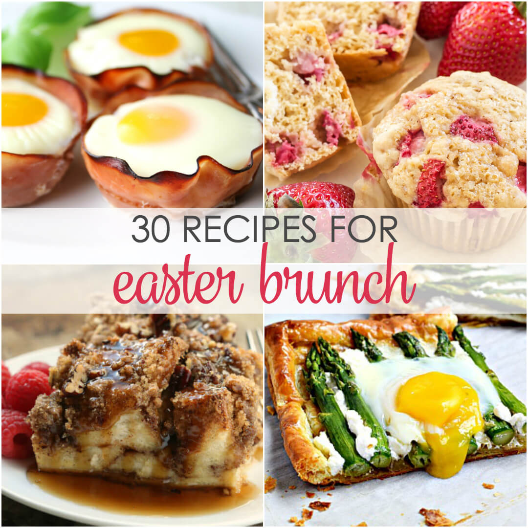 30 easter brunch recipes it is a keeper Fun easter brunch ideas
