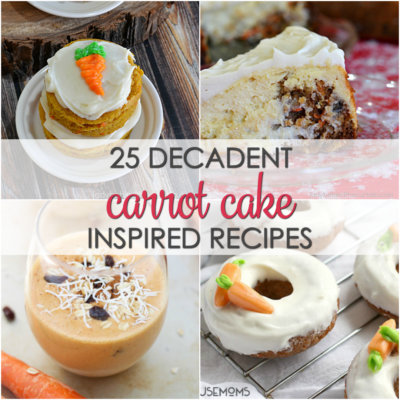 25 Carrot Cake Recipes