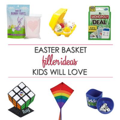 Best Easter Basket Ideas