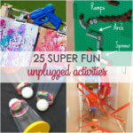 25 Super Fun Unplugged Activities for Kids