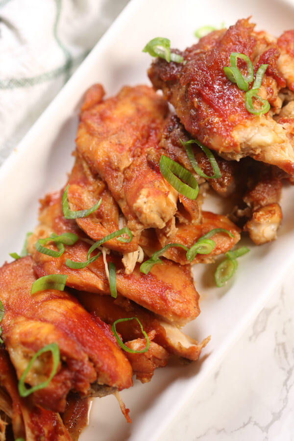 best sticky chicken recipe
